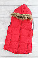 Жилетка Abc L Красный - 157578