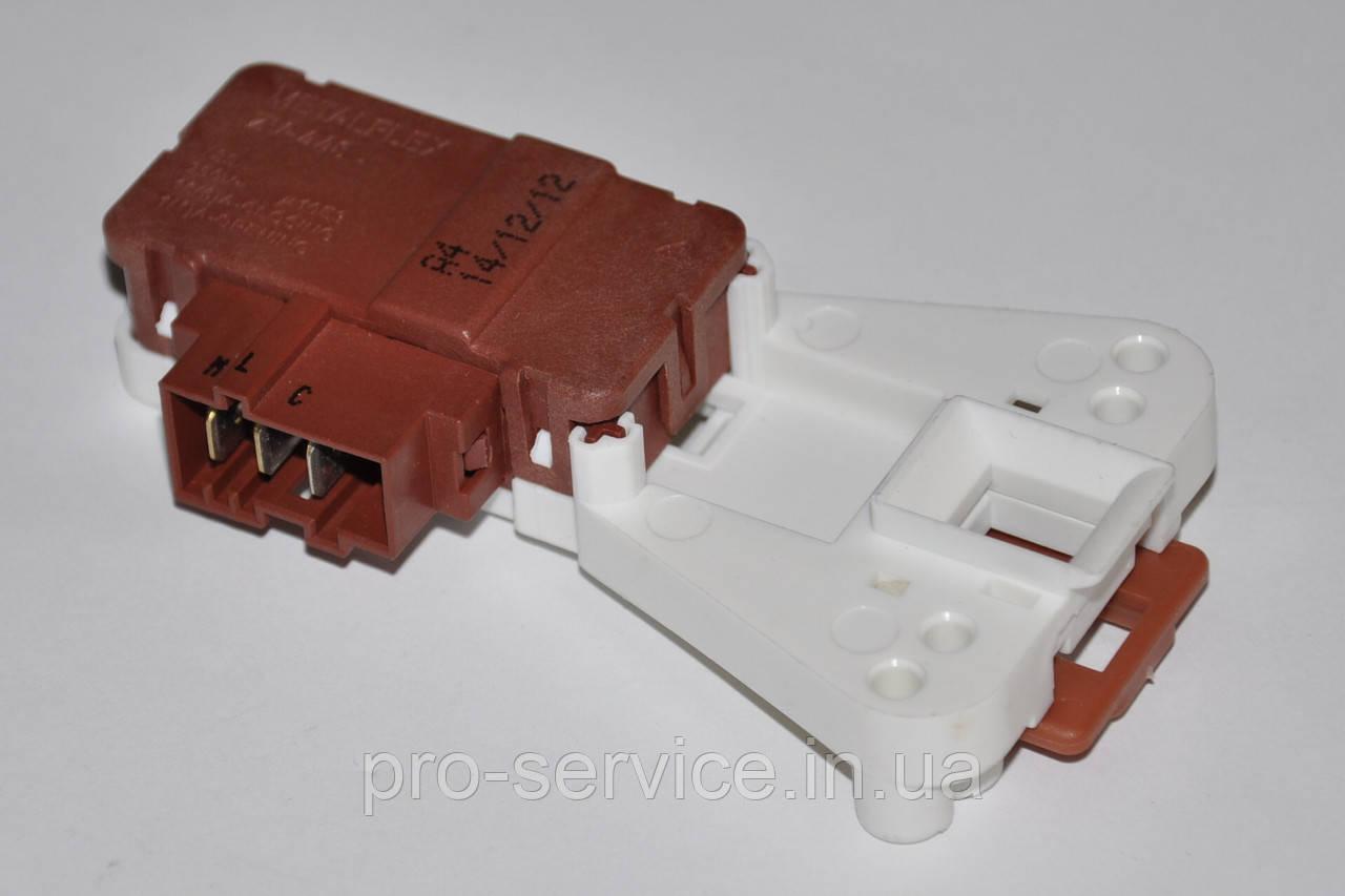 Блокиратор люка ZV-446A4 для стиральных машин Candy, Reinford, Vestel...