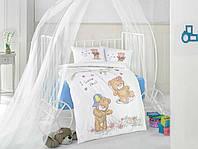 Постельное белье в детскую кроватку Хлопок (TM Clasy) masal-v2, Турция 1017797554