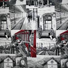 Декор вокзал