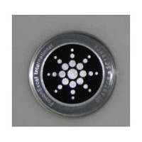 Серебряные наклейки от излучения электроники - блокаторы электромагнитных полей и радиации 6шт.