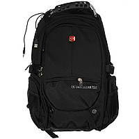Городской рюкзак мужской SwissGear 6223 35 л Черный (55135im5)