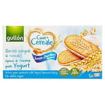 Печенье Gullon Biscotti Yogurt, 220 г (Испания)