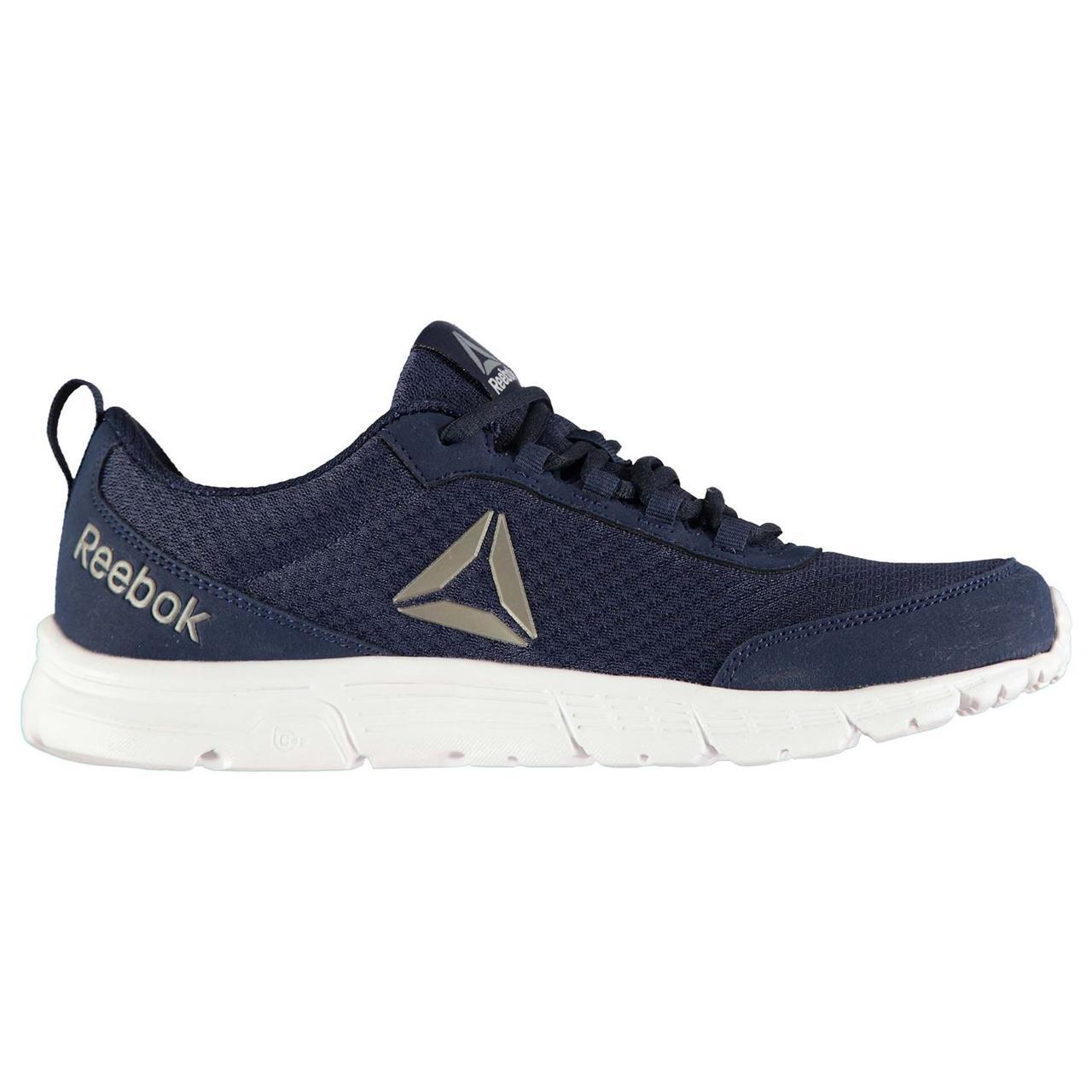 Мужские кроссовки Reebok Quick Motion Mens Trainers 45.5 30 см Темно-синие (12009522-R)