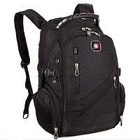 Рюкзак Swissgear 8815 Черный (13219)