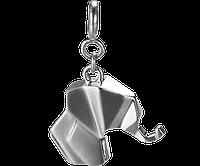 Серебряная подвеска кулон в стиле оригами TARDOO Слон (hubber-58)