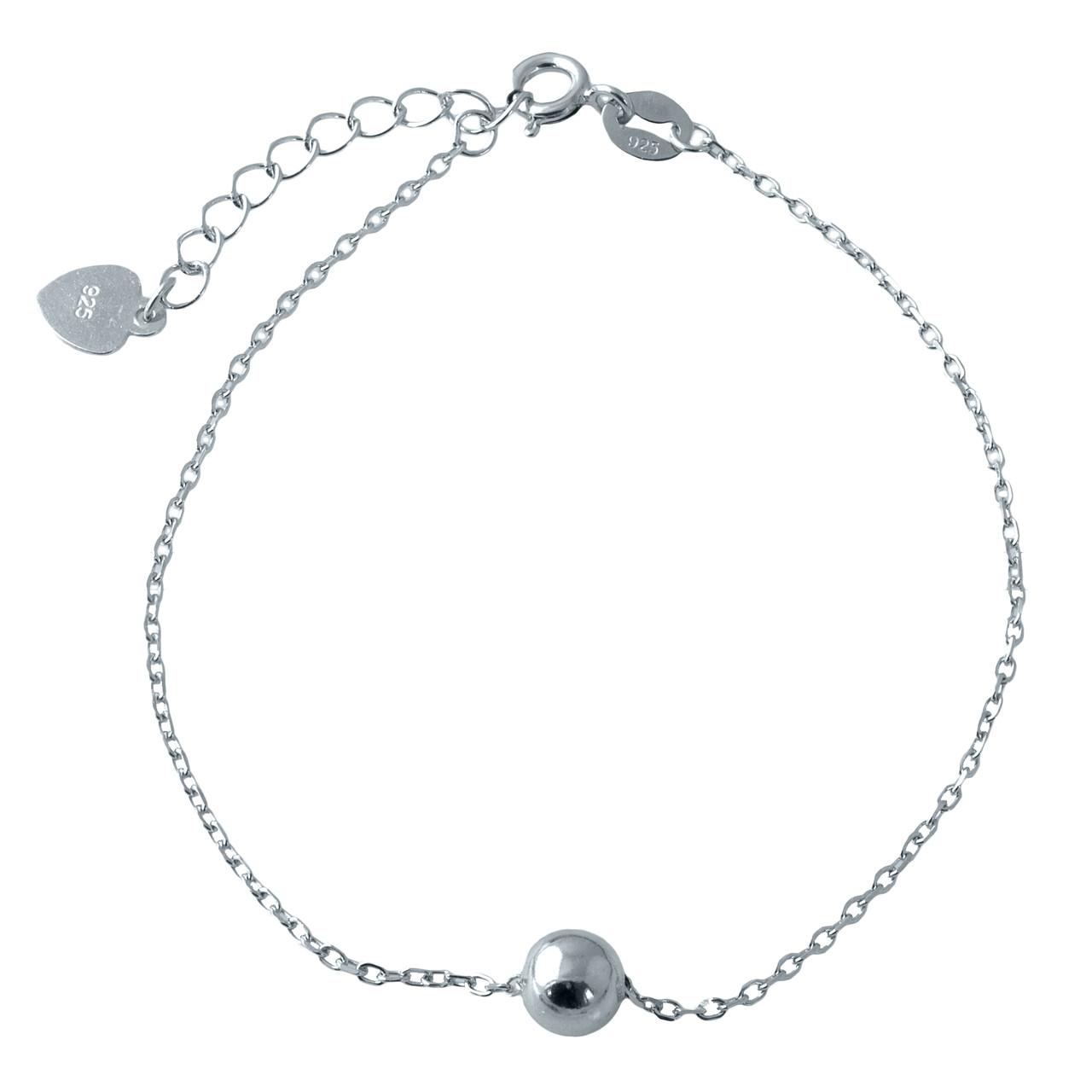 Серебряный браслет SilverBreeze без камней (1983140)