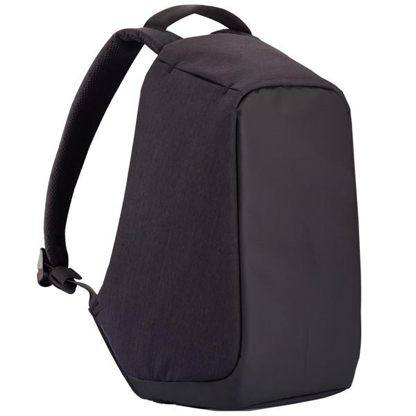 Рюкзак антивор Bobby с защитой от карманников Черный (HbP050311)
