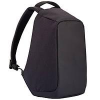 Рюкзак антивор Bobby с защитой от карманников Черный (HbP050311), фото 1