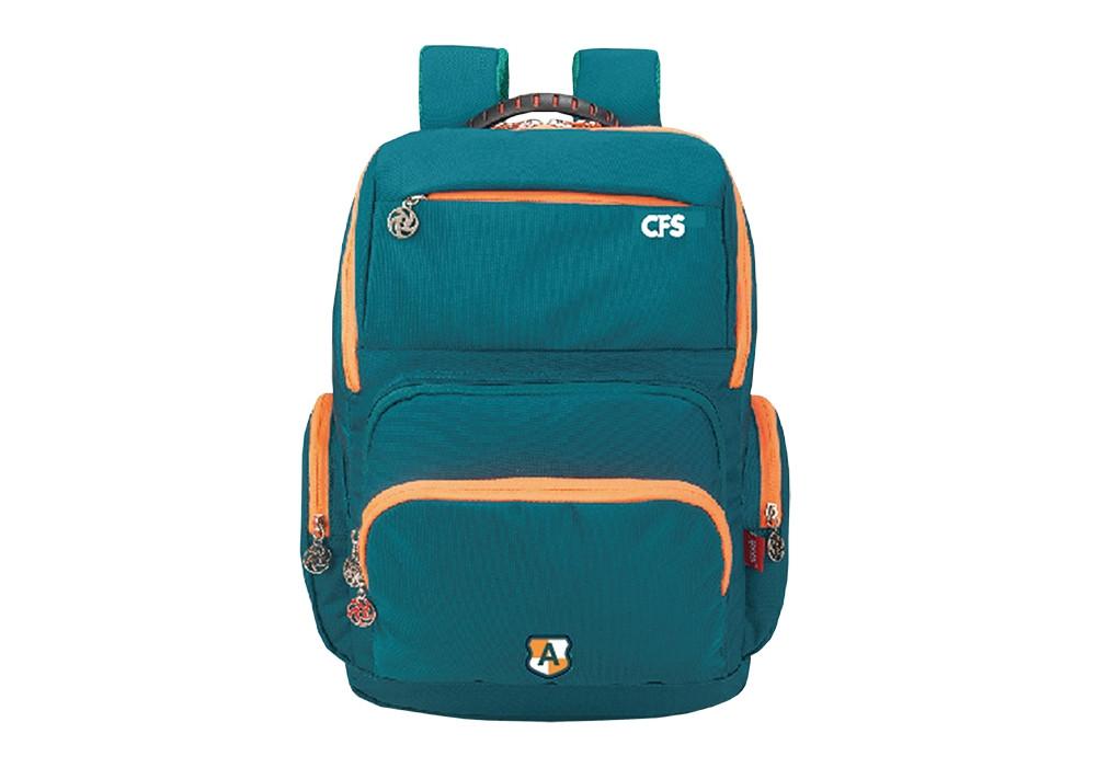 Рюкзак молодежный Cool for school 16 Зеленый (CF86058)