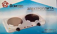 Электроплита Domotec HP-200A-1