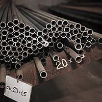 Труба зварна 20*1,5 мм тонкостінна ГОСТ 10704-75