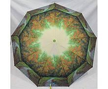 Жіночий парасольку автомат Calm Rain осінь а490/1