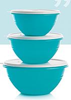 Чаши Брауни  Tupperware 1л, 1.75 и 2.4л