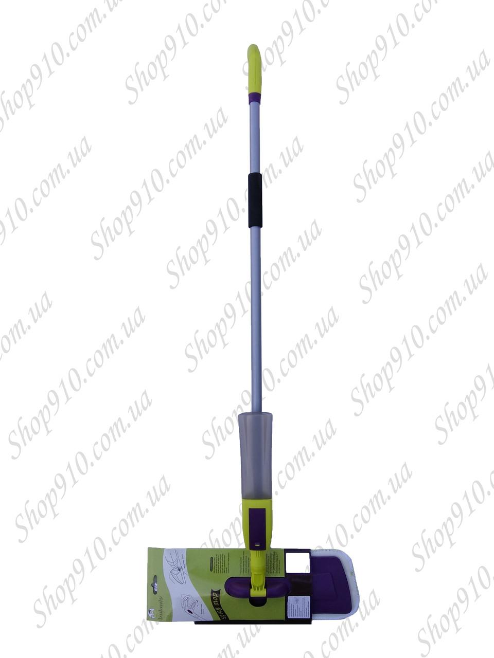 Швабра-полотер с колбой для жидкости Babado