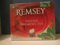 Чай чёрный Ремсей английский завтрак