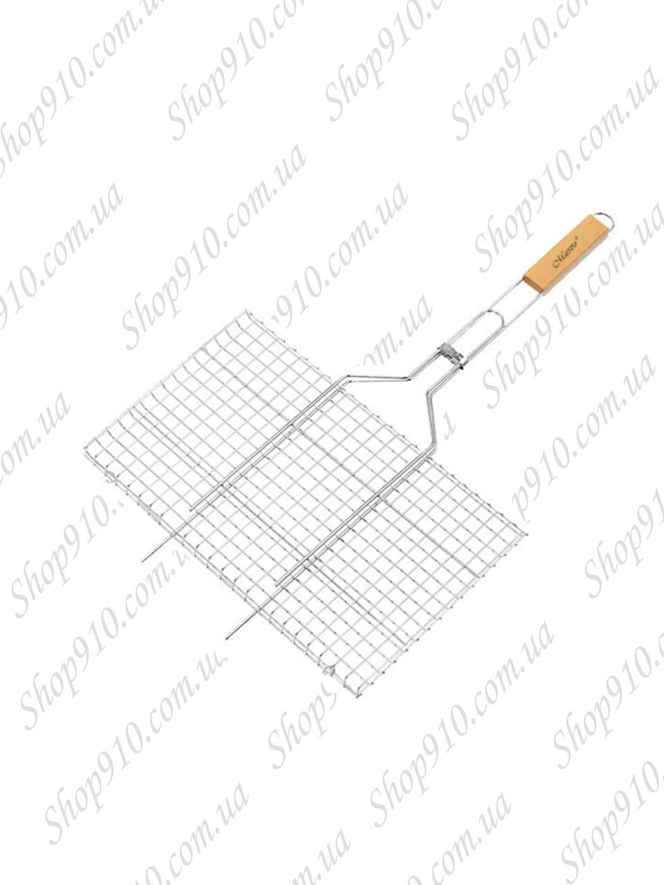 Решетка-гриль для мангала и барбекю