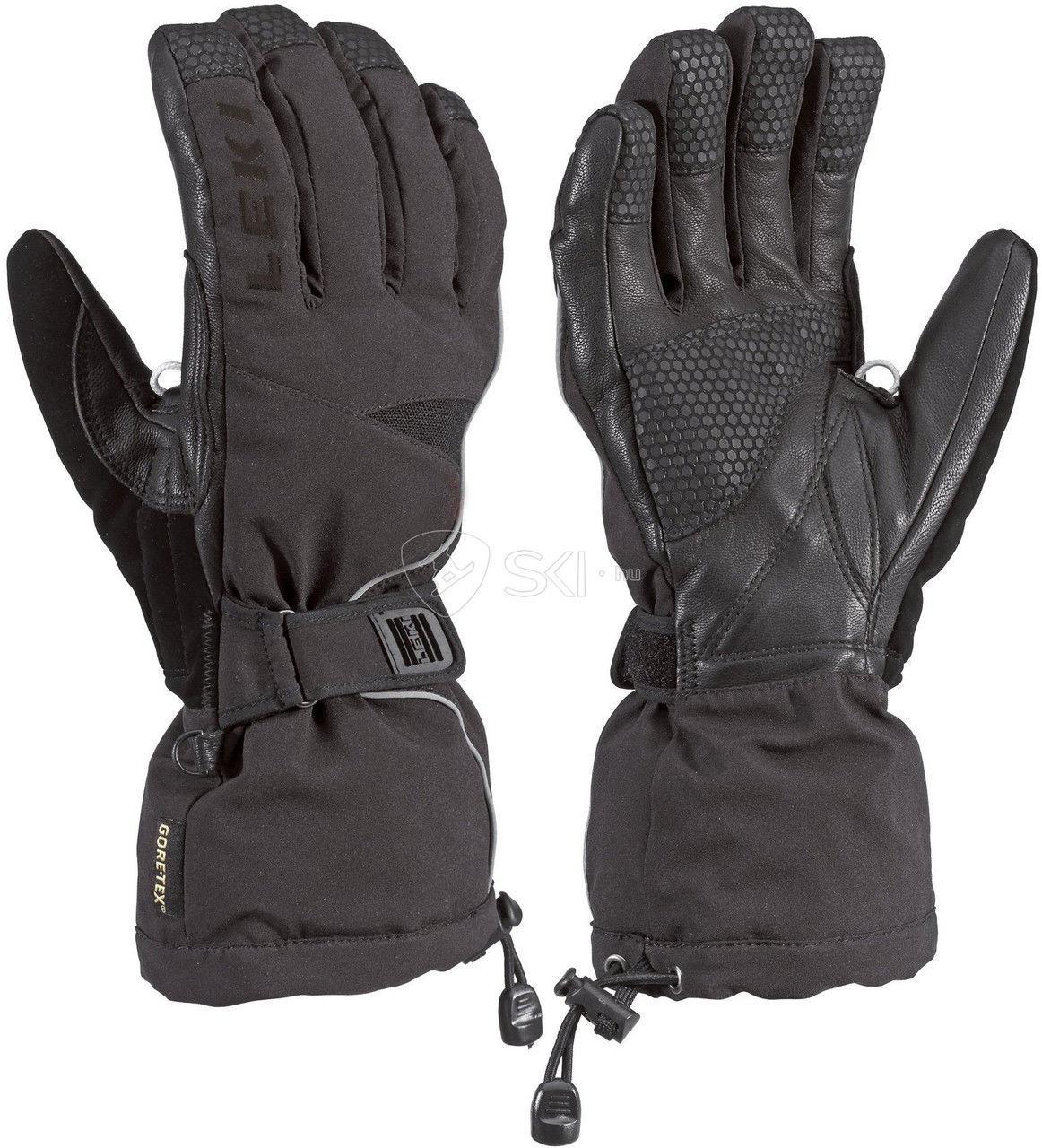 Перчатки горнолыжные Leki Merit S