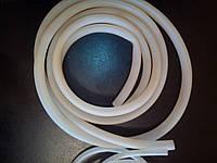 Трубка или шланг силиконовая d=10мм пищевая (П)