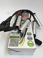 Комплект проводов высокого напряжения (силикон) на Chevrolet Aveo Daewoo Lanos 1.4 -1, 5 Пр-во Hort