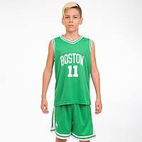 Форма баскетбольная подростковая NBA BOSTON 11 6354