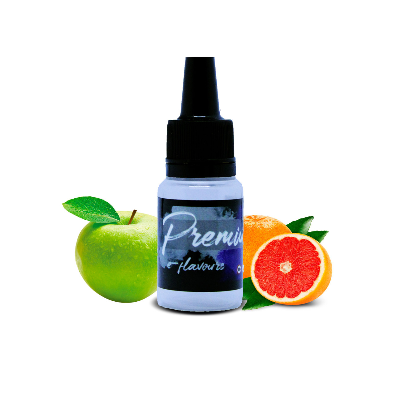 Микс ароматизаторов Грейпфрут и Зеленое яблоко 10 мл