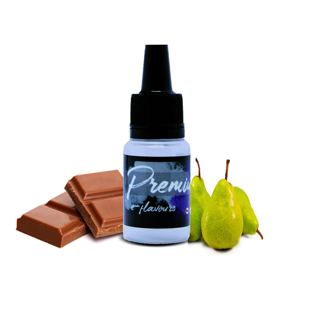 Микс ароматизаторов Молочный шоколад с грушей 10 мл