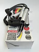 Комплект проводов высокого напряжения (силиконовые) на Chevrolet/Daewoo Aveo Lanos 1,4 1,5 Пр-во Hort.