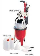 Пневматическая установка для замены тормозной жидкости  Flexbimec 3406