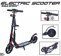 Электросамокат Scooter Scale Sports SS-02 black