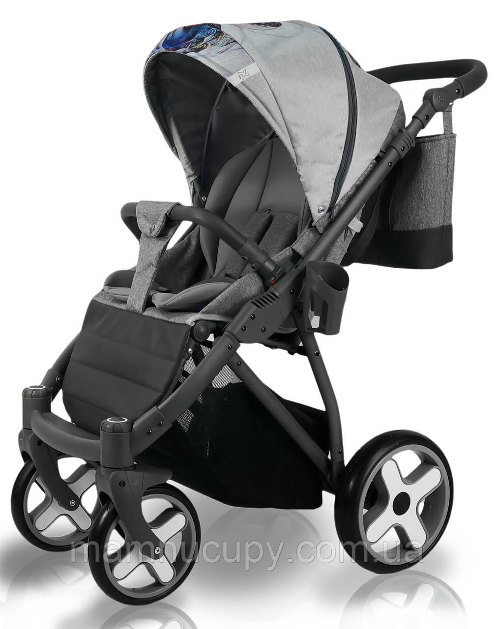 Детская прогулочная коляска Bexa IX1