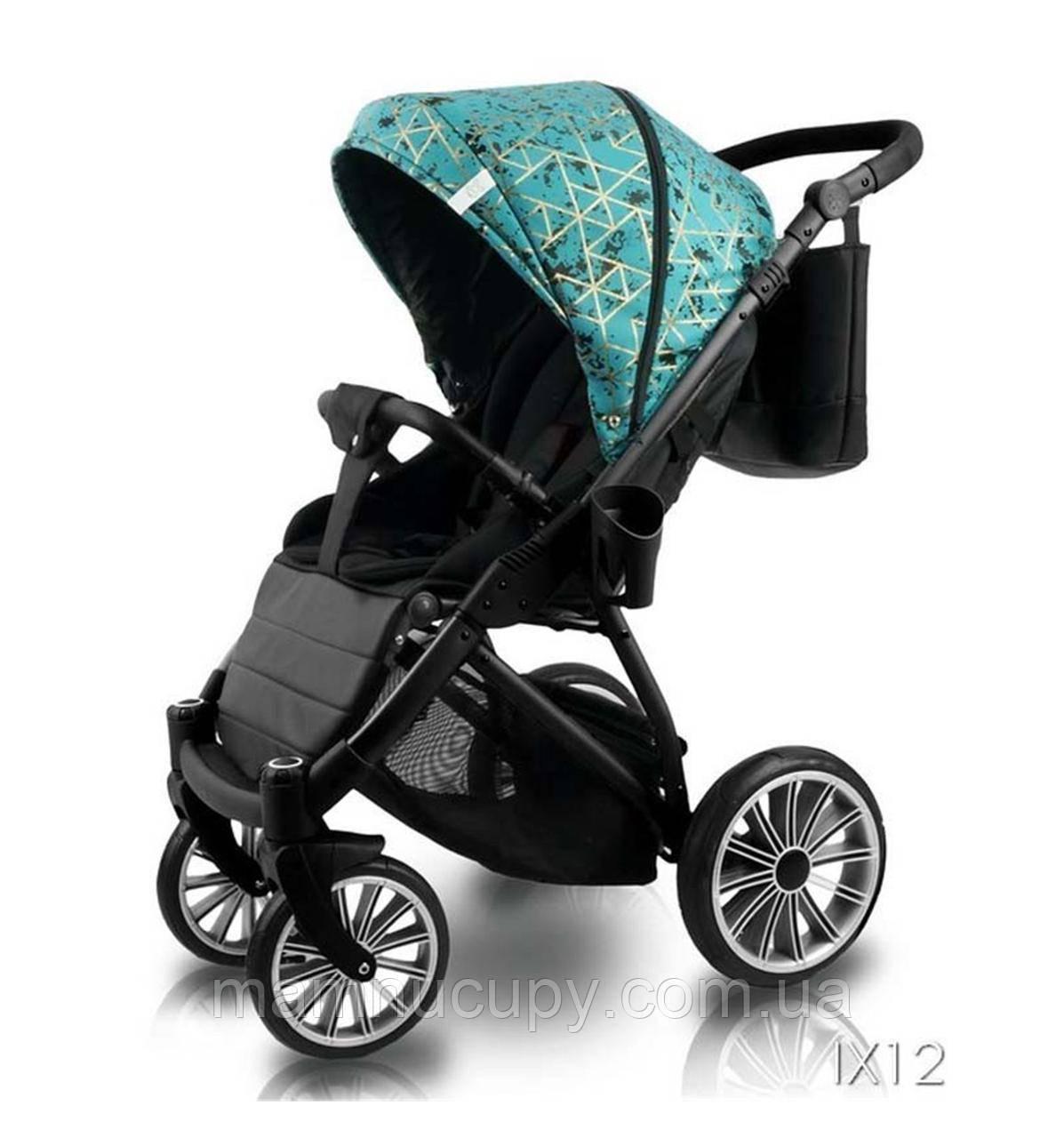 Детская прогулочная коляска Bexa IX12