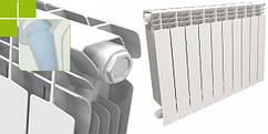 Радиатор алюминевый Nova Florida Aleternum 500/100