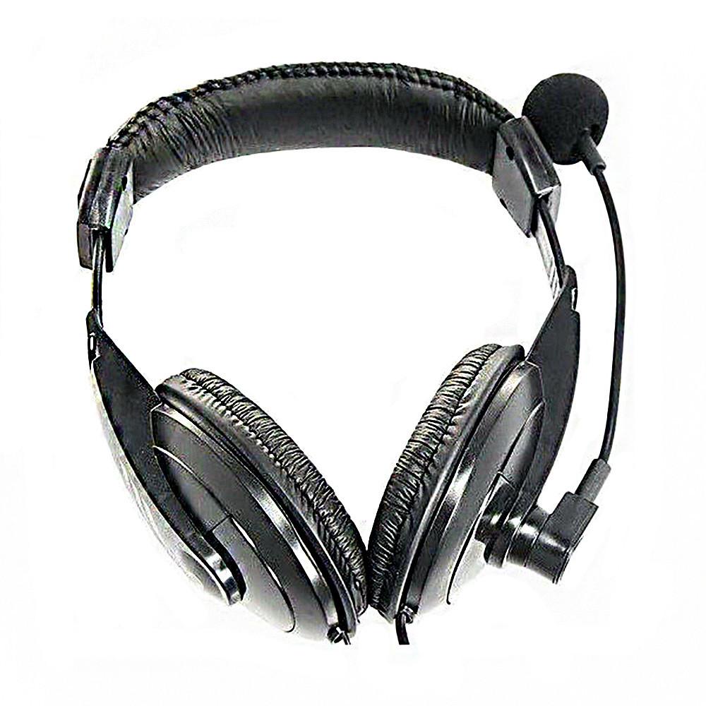 Наушники проводные 750 PISC с микрофоном N5