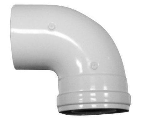 Коаксиальный отвод 90°, Ø60/100, Bosch AZ 393