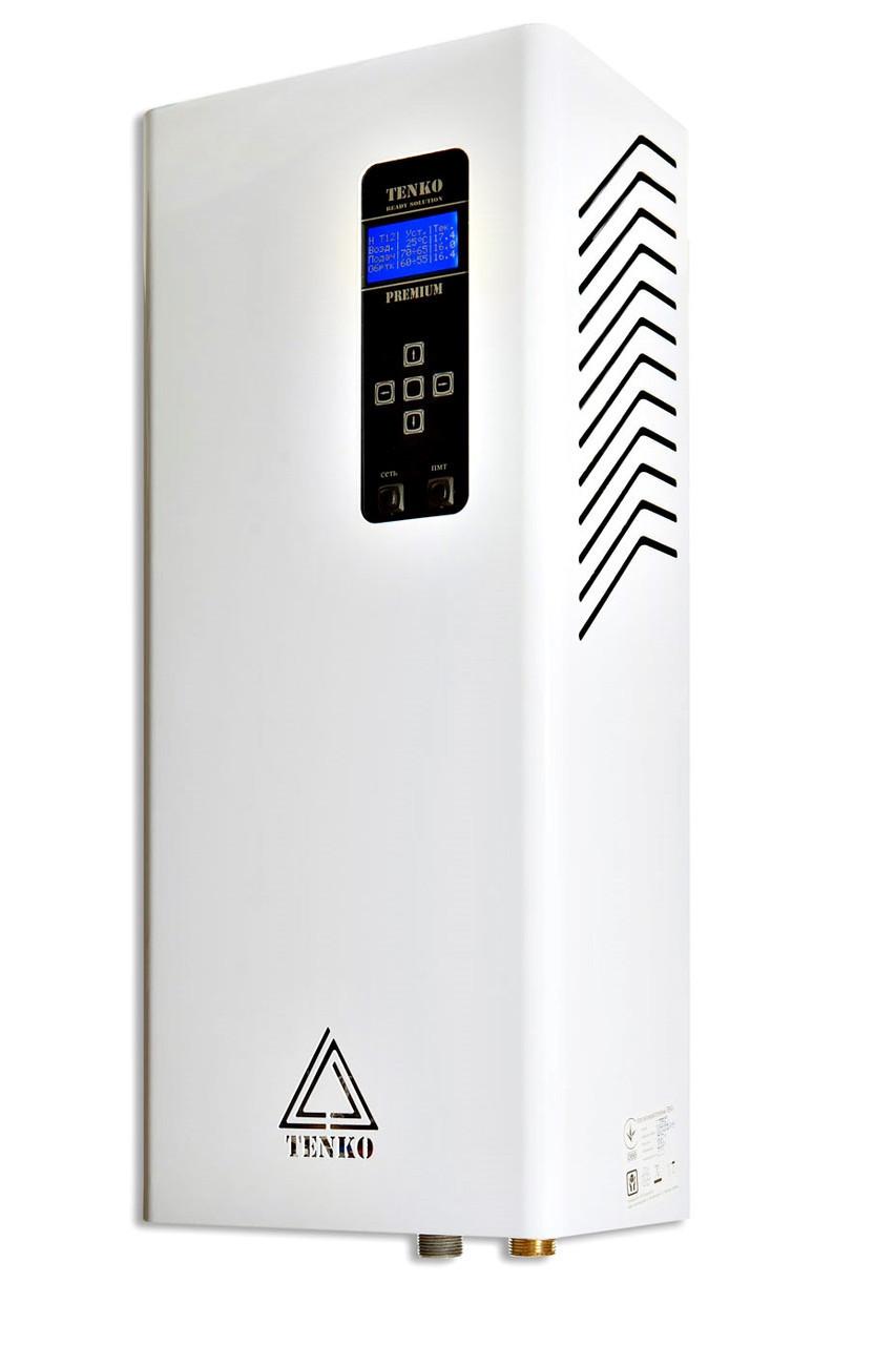 Электрический котел Tenko Премиум 9 / 380