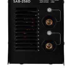 Зварювальний апарат IGBT Dnipro-M SAB-258D + Маска зварника автозатемнення WM-39ВС БЕЗКОШТОВНА ДОСТАВКА, фото 2