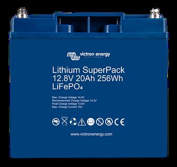 Lithium SuperPack 12,8V & 25,6V