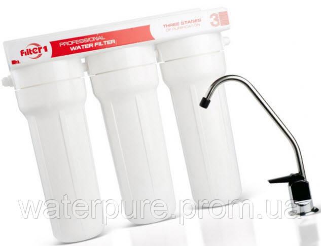 Бытовой фильтр для воды Filter 1 FHV-300