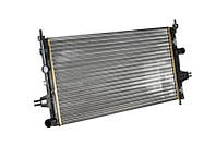 Радиатор охлаждения Opel Astra G (1.4-2.2) 1998-2005 (600*377*22mm) МКПП