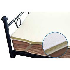 Топпер футон 140х200 тонкий матрас Roll на диван, кровать