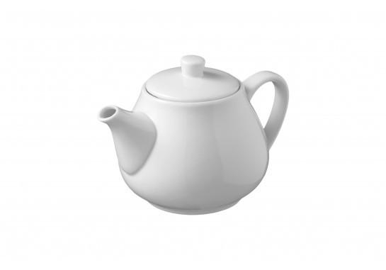 Чайник (750мл)  Alt Porcelain CaBaRe Белая (F0947)
