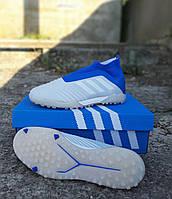 Сороконожки Adidas Predator Tango 18 TF адидас предатор танго