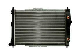 Радиатор охлаждения Chevrolet Aveo (T250,T255) 2003- (600*413*16mm) АКПП