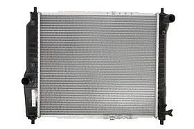 Радиатор охлаждения Chevrolet Aveo (T250,T255) 2003- (480*413*16mm) МКПП