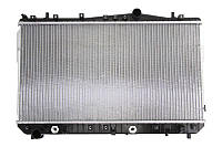 Радиатор охлаждения Chevrolet Lacetti (J200) 2004- (372*700*18mm) АКПП