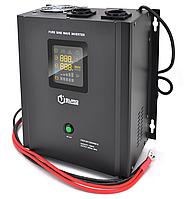 ИБП с правильной синусоидой Europower PSW-EP1000WM12 (700 Вт)