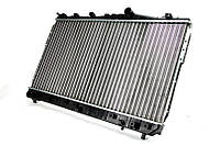 Радиатор охлаждения Chevrolet Lacetti (J200) 2004- (372*700*18mm) МКПП
