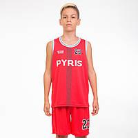 Форма баскетбольная подростковая NBA PYRIS 23 BA-0837-1