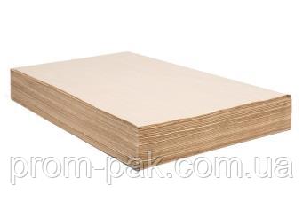 Подпергамент пищевой в листах для выпечки, 420*600 764л 10 кг/ пачка, Пергамент жиростойкий.